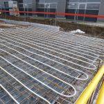 SF-Bau-Betonkerntemperierung Bodenplatte-Schlüsselfertigbau