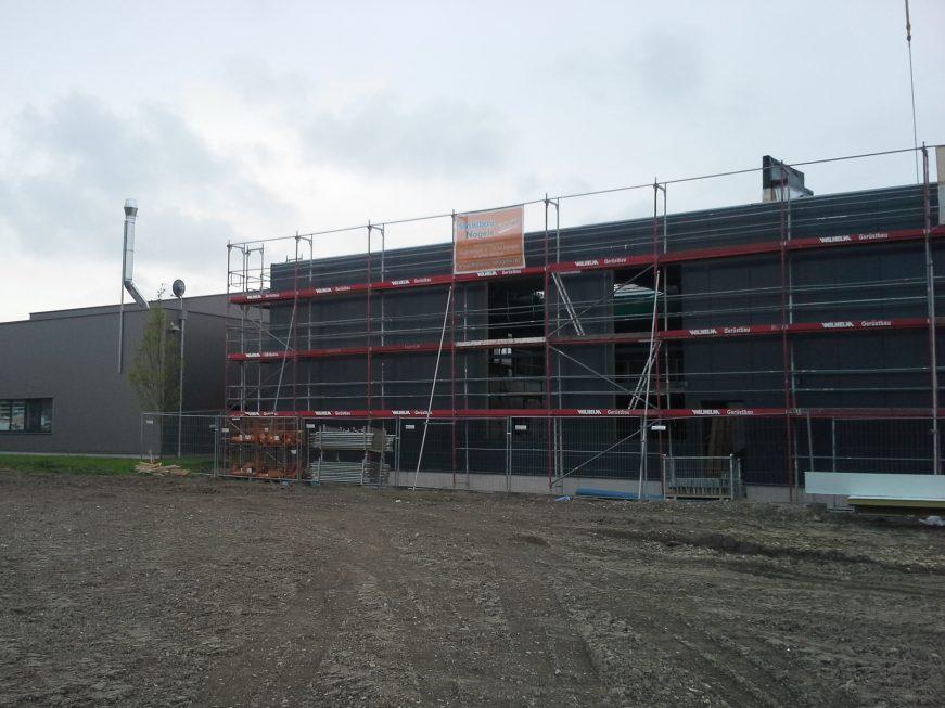 SF-Bau-Außenfassade-Schlüsselfertigbau