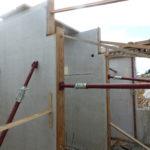 SF-Bau-Start Mauerarbeiten-Schlüsselfertigbau