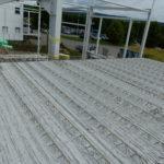 SF-Bau-Decke über Erdgeschoss aus Betonhalbfertigteilen-Schlüsselfertigbau