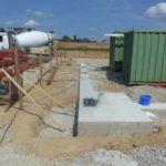SF-Bau-Betonfertigteile für Fertigungshalle-Schlüsselfertigbau