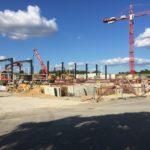 SF-Bau-Stellung Stahlbau-Schlüsselfertigbau