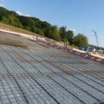 I-Bau-Vorbereitung Bodenplatte-Industriebau-Komplettbau