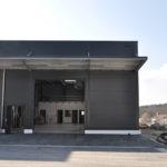 SF-Bau-Neubau Halle-Göppingen Stauferpark-Stahlbau-Schlüsselfertigbau