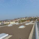 I-Bau-Dach Produktionshalle-Unterensingen-Stahlbau-Komplettbau-Industriebau