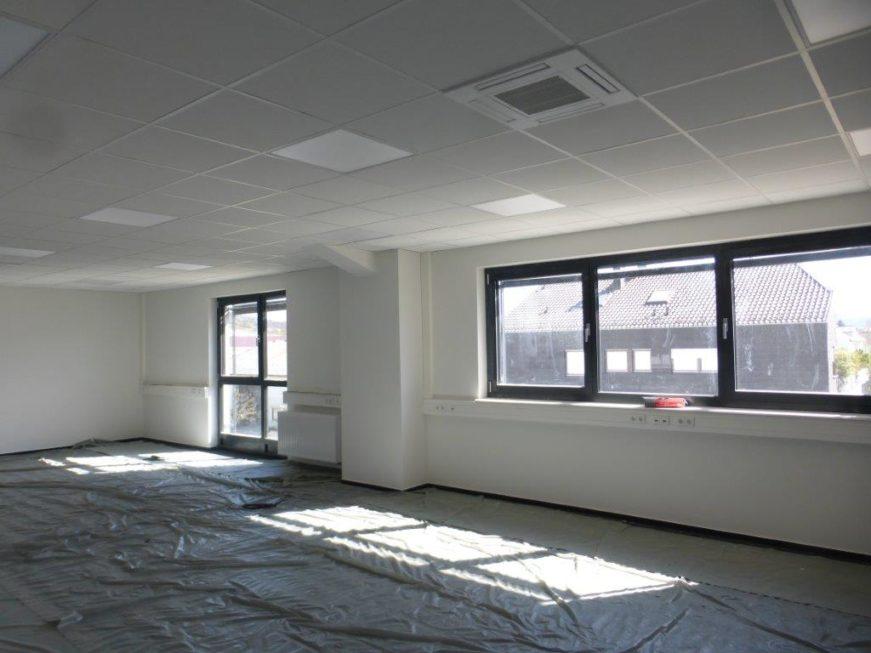 SF-Bau-Innenbereich Büro-Stahlbau-Leutenbach-Schlüsselfertigbau