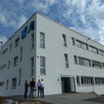 I-Bau-Abnahme und Urkundenübergabe-Donzdorf-Neubau Verwaltungsgebäude-Stahlbau-Industriebau-Komplettbau