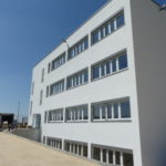 I-Bau-Abnahme und Urkundenübergabe-Erweiterung Logistik- und Produktionshalle-Unterensingen-Stahlbau-Komplettbau-Industriebau