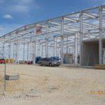 SF-Bau-Stellung Stahlkonstruktion-Stahlbau-Schlüsselfertigbau