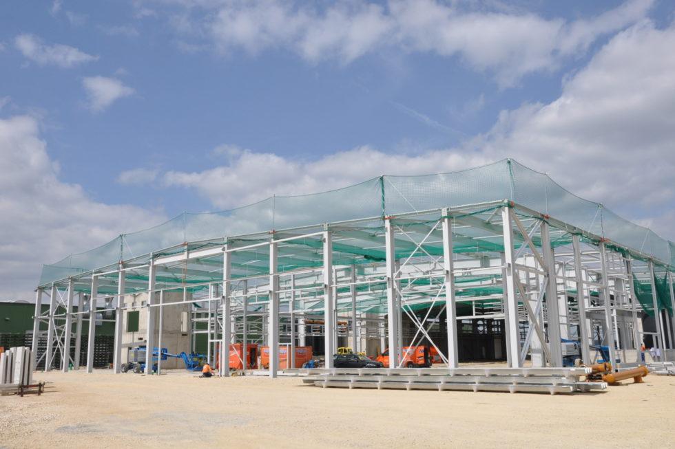 SF-Bau-Richtfest-Einweihung-Merklingen-Stahlbau-Schlüsselfertigbau