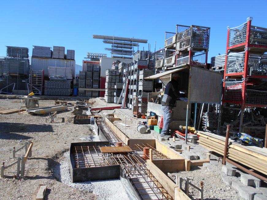 SF-Bau-Erdarbeiten-Fundamente-Filderstadt-Bonlanden-Stahlbau-Schlüsselfertigbau