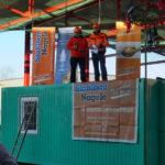SF-Bau-Richtfest-Neubau Lagerhalle-Mainhardt-Stahlbau-Schlüsselfertigbau