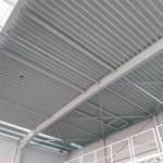 SF-Bau-Dach und Isowand-Neubau Bürogebäude und Lagerhalle Filderstadt-Bonlanden-Stahlbau-Schlüsselfertigbau