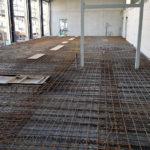 SF-Bau-Bodenplatte-Neubau Autohaus mit Werkstatt und Ausstellungshalle-Remshalden-Stahlbau-Schlüsselfertigbau