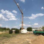 SF-Bau-Spatenstich-Neubau Produktionshalle-Schkeuditz-Stahlbau-Schlüsselfertigbau