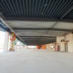 I-Bau-Stahlbauarbeiten und Trapezblech-Neubau Möbelhaus-Heilbronn-Stahlbau-Industriebau