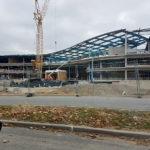 I-Bau-Stahlkonstruktion-Bauabschnitt 6b-Neubau Möbelhaus-Heilbronn-Stahlbau-Komplettbau-Industriebau