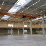 SF-Bau-Abnahme und Urkundenübergabe-Neubau Produktionshalle mit Büro- und Sozialräumen-Kirchheim