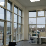 SF-Bau-Anbau best. Lagerhalle-Büroräume-Zell-Stahlbau-Schlüsselfertigbau