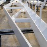 Stahlbau-Neubau Sport- und Familienbad-Konstanz