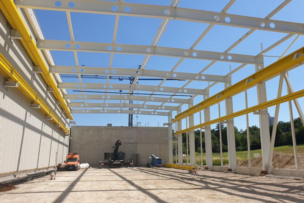 Stahlbau-Richtfest-Hallenerweiterung-Nürtingen