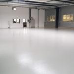 SF-Bau-Abnahme-Erweiterung best. Produktionshalle-Jebenhausen-Stahlbau-Schlüsselfertigbau
