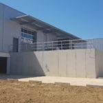 SF-Bau-Erweiterung best. Produktionshalle-Jebenhausen-Stahlbau-Schlüsselfertigbau