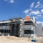 SF-Bau-Innenausbau Estrich-Neubau Produktionshalle-Göppingen-Stahlbau-Schlüsselfertigbau
