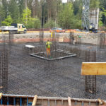 Stahlbau-Fundamente-Neubau Aussichtsturm-Schömberg-Stahlbau