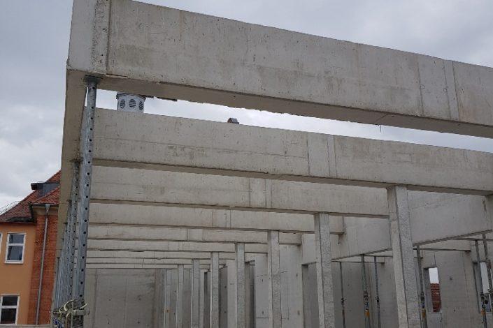 I-Bau-Fundamente-Grötz-Sporthalle Hillerschule-Bietigheim-Bissingen-Stahlbau-Industriebau