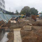 SF-Bau-Rohbauarbeiten-Neubau Betriebs- und Bürogebäude-Kernen-Rommelshausen-Schlüsselfertigbau