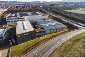 SF-Bau-Außenansicht-ESKAWelt-Eislingen-Schlüsselfertigbau