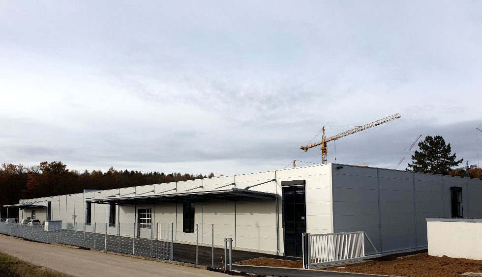 SF-Bau-Fertigstellung-Neubau Produktionshalle-Stauferpark-Schlüsselfertigbau