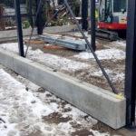 SF-Bau-Stahlträger-AH Grau-Verlängerung Servicehalle-Kirchheim-Schlüsselfertigbau