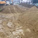 SF-Bau-Abbruch- und Aushubarbeiten-Erweiterung Produktionshalle-Weil der Stadt-Schlüsselfertigbau