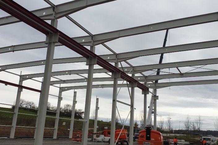SF-Bau-Stahlkonstruktion-Hermann Spittelmeister-Pforzheim-Schlüsselfertigbau