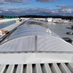 SF-Bau-Dachabdichtung-Neubau Produktionshalle +Verwaltungsbau-Pforzheim-Schlüsselfertigbau