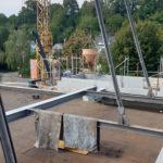 SF-Bau-Stahlträger-Bodenbeschichtung-Stahlbau Nägele-Erweiterung Aufstockung-Eislingen-Schlüsselfertigbau