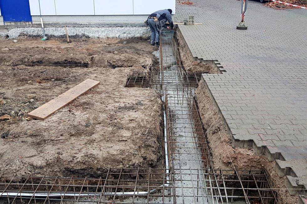 SF-Bau-Rohbauarbeiten-Erweiterung Gebäude C-Mannheim-Schlüsselfertigbau