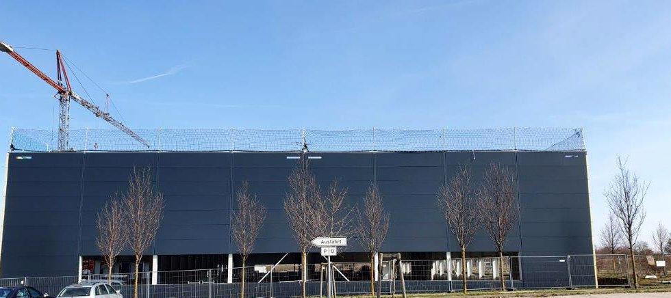 SF-Bau-Fenster-Neubau Produktionshalle + Verwaltungsbau-Pforzheim-Schlüsselfertigbau