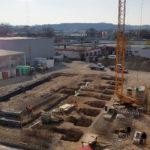 SF-Bau-Rohbau-Neubau Fitness und Werkstatt-Eislingen-Schlüsselfertigbau