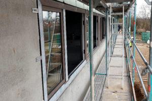 SF-Bau-Fenster-Dachabdichtung-Salvia-Rommelshausen-Neubau Betrieb- und Bürogebäude-Schlüsselfertigbau