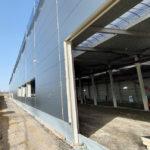 SF-Bau-Trapezblech-Neubau Produktionshalle + Verwaltungsbau-Pforzheim-Schlüsselfertigbau