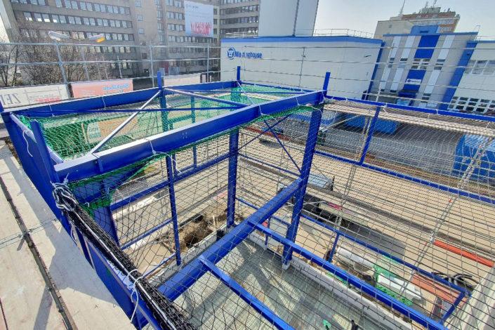 SF-Bau-Betonage-Erweiterung Gebäude C-Mannheim-Schlüsselfertigbau