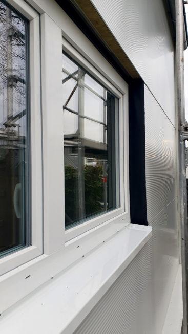 SF-Bau-Einbau Fenster-Verlängerung Servicehalle-Kirchheim-Schlüsselfertigbau