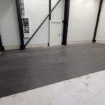 SF-Bau-Fliesen Verlegung-Verlängerung Servicehalle-Kirchheim-Schlüsselfertigbau