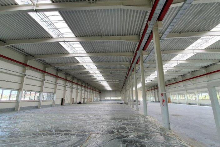 SF-Bau-Attika-Neubau Produktionshalle u. Verwaltungsbau-Pforzheim-Schlüsselfertigbau