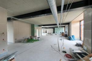SF-Bau-Trockenbau u. Haustechnik-Erweiterung Büro Werk I-Eislingen-Schlüsselfertigbau