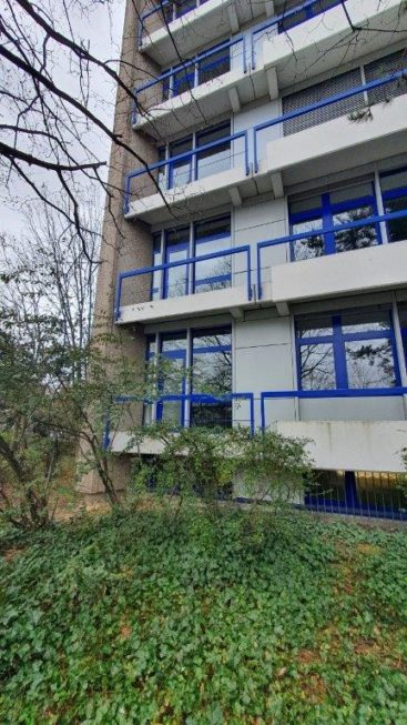 SF-Bau-Geländer-Erweiterung Gebäude C-Mannheim-Schlüsselfertigbau