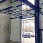 SF-Bau-Einbau Tor-Erweiterung Gebäude C-Mannheim-Schlüsselfertigbau